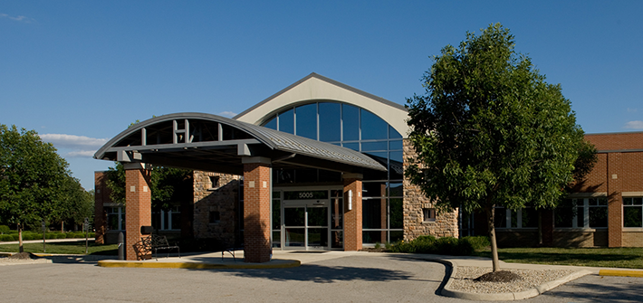 Dublin Surgery Center Building Front View